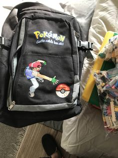 Found this old backpack of mine tucked away in my parents house