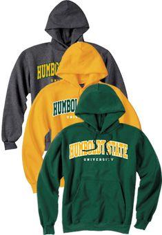Champion Humboldt State University Hooded Sweatshirt