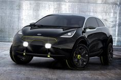 """New Kia SUV To Replace The Venga & Challenge The Nissan Juke Kia will introduce a new Kia SUV based on the Niro concept which was shown at the 2013 Frankfurt Motor show. As you can see from the photo, it will be aggressively curvy. With wheels that give it that """"ready to rumble"""" off road look. Of course the final design is not done yet, since it will not ..."""