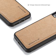 WHATIF Natural Kraft paper Leather Case for iPhone X is available in Classic Black and Brown. The WHATIF case keeps your iPhone X safe, sleek and stylish. Kraft Paper, Diy Paper, Wallet Sale, Embossed Logo, Leather Case, Protective Cases, Iphone Cases, Apple, Gadgets