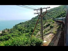 Coastline by Train - Hue to Da Nang - YouTube