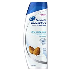 Head and Shoulders Dry Scalp Care with Almond Oil AntiDandruff Shampoo 135 Fl Oz >>> To view further for this item, visit the image link.Note:It is affiliate link to Amazon. #TreatYourHair