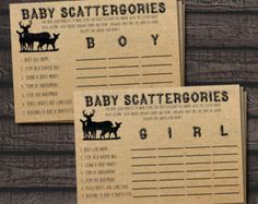 Nursery Rhyme Quiz Baby Shower Game, Fill in the Blanks, Woodland Animal Theme, Kraft Paper background, Printable file, Rustic, Deer Theme   To see this game in a multi-pack, follow this link: https://www.etsy.com/listing/385866528/5-pack-shower-games-name-that-baby?ref=shop_home_active_1  To see coordinating games, follow these links:  Name That Baby: https://www.etsy.com/listing/270272098/name-that-baby-baby-shower-baby-animals?ref=shop_home_active_3  Nursery Rhyme Quiz…
