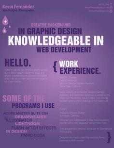 61 Cool Resume Design Ideas https://www.designlisticle.com/resume-ideas/