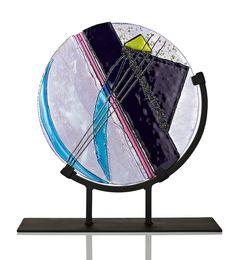 Fused Glass Art by Angela Verlaeckt Clark
