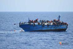 Video: El terrorífico momento en que un barco con casi 600 personas naufraga | El Puntero