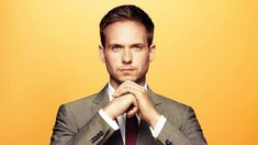 Patrick J. Adams - Most Handsome Canadian Men 2017 - Harvey Specter Haircut, Patrick J Adams, Specter Suits, Harvey Specter Quotes, Hbo Tv Series, Suits Usa, Hd Cool Wallpapers, Gabriel Macht, Red Band Society