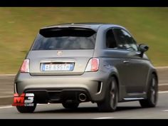 #ABARTH 695 BIPOSTO 2015 - FIRST TEST ON TRACK ONLY SOUND