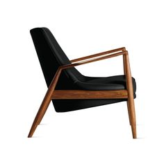 Seal Chair, Low Back - Design Within Reach Danish Furniture, Modern Furniture, Furniture Design, Living Room Chairs, Home Living Room, Lounge Chairs, Living Area, Small Space Solutions, Design Within Reach