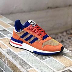 cb0206574e0 Take your first proper look at the SON GOKU X ADIDAS ZX500 RM. Find out
