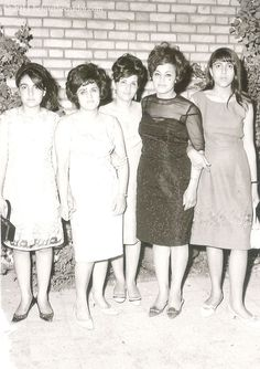 """engagement party (Tehran, 1965) [Before the Chador: a photo exhibit of pre-""""revolution"""" Iranians]"""