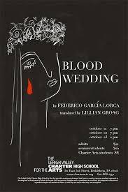 Αποτέλεσμα εικόνας για Blood wedding