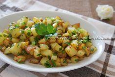 Receita de Batata Sauté passo-a-passo. Acesse e confira todos os ingredientes e como preparar essa deliciosa receita!