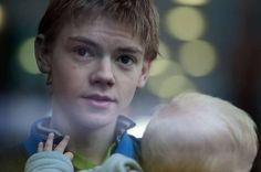 Thomas-Brodie Sangster in Some Dogs Bite (2010).