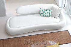 Duny Chaise Lounge by Angelo Tomaiuolo for Tonin Casa