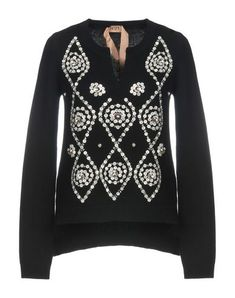 Jumpers For Women, Sweaters For Women, N21, Pullover, Pulls, Black Sweaters, Long Sleeve Sweater, Blouse, Shopping