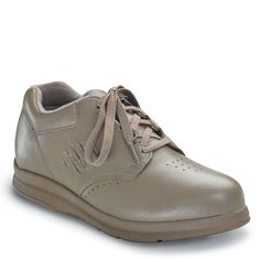 PW Minor Leisure DX2 Women's Oxford 5 C/D US Taupe ** Details can be found by clicking on the image.