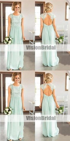 e5926d7279e2 Newest Floor-length top lace open back country beach styles bridesmaid  dresses