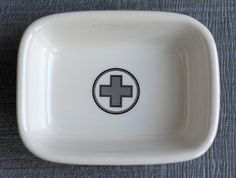 For Him // Apothecary Soap Dish // $20