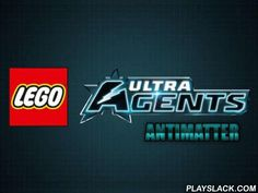 LEGO Ultra Agents: Antimatter  Android Game - playslack.com , aid ultra agents protect Astor municipality from the superior delinquent and his dependants. Find indications and battle the delinquents. In this Android game you get into the time municipality where the seductive delinquents armed with great technology and are existing  order of the citizens. exclusive unit ultra agents are watching  the order. Join them and pursue villains. act in automobile chases, use different electronic…