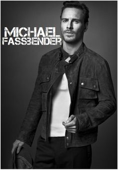 --More like Zero Dark Flirty *winks at Michael Fassbender