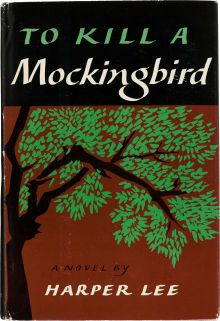 To Kill a Mockingbird by Harper Lee #FirstEdition