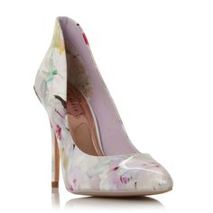 Ted Baker Savenniers high back court shoes, Multi-Coloured