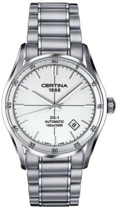 CERTINA - Men s Watches - CERTINA DS - Ref. C006.407.11.031.00 £ 98c89b39a1