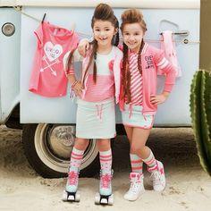 Kidsfashion, styling & te gekke outfits
