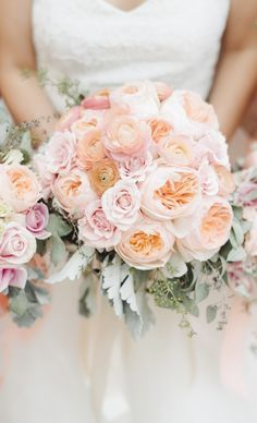 wedding bouquet idea; Featured Photographer: Mango Studios