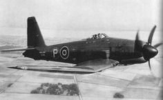 Blackburn Firecrest (one of three made) in flight