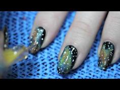 Galaxy Nail Art Tutorial! Join me as I guide you step by step through this stellar and deceivingly easy nail art trend!