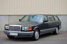 1990 Mercedes-Benz 560SEL Kombi
