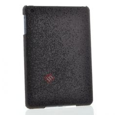 Glitter Cases for iPad Mini Evening Dress Faux Leather Coated Protective Shell Case - Black US$8.99