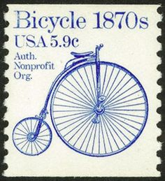 "May 21, 1819: The first bicycles (known as ""Swift Walkers"" or ""Velocipedes"") were introduced in New York City."