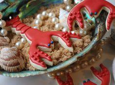 Sweet Goosie Girl: Lobster Cookies