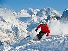 Hotel Kronenhirsch in Russbach, Dachstein West Mount Everest, Skiing, Mountains, Travel, Small Hotels, Ski, Voyage, Viajes, Traveling