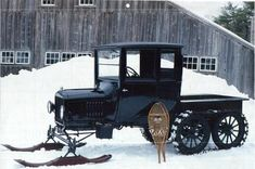 snowmobiles | Model t snowmobile on rfd chanel 345 now! n\m
