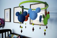 Image detail for -Sammy's Disney Old School DIY Nursery | Project Nursery