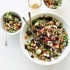Move over T-day bird, this Brussels sprouts salad has the all the flavors to unseat you as the favorite at the head of the table 👑 #foodiecrusheats #eatseasonal . Click my profile for the recipe link or here it is http://www.foodiecrush.com/brussels-sprouts-salad-beets-goat-cheese/ . #fwx #onmyplate #lifeandthyme #foodblogfeed #saveur #feedfeed #f52grams #foodandwine #beautifulcuisines #EEEEEATS #bareaders #buzzfeast #goopmake #foodblogeats #eatingfortheinsta #thatsdarling #tastemade…