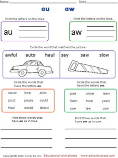 1000+ images about Aw unit on Pinterest   Phonics games, Phonics and ...