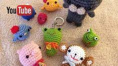 crochet amigurumi escargot - YouTube