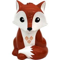 Fox Piggy Bank - Walmart.com