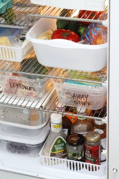 8 Easy Ways to Make Your Fridge Work for You | No matter how you use it, regular maintenance — plus a couple just-for-looks tricks — can help you love your fridge more and more, every day. Here's what to do.