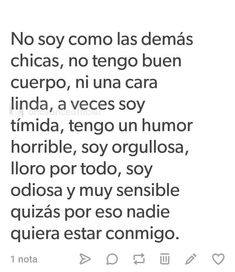 Nadie.... Sad Quotes, Love Quotes, Sad Texts, Sad Life, Im Sad, Love Messages, Spanish Quotes, Sentences, Love You