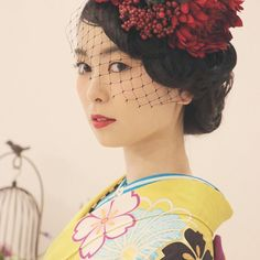 Japanese Outfits, Character Outfits, Hair Art, Tangled, Hair Styles, Makeup, Wedding, Inspiration, Fashion