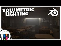 Blender Tutorial - How to Create Volumetric Lighting - YouTube