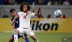 """عموري يؤكد أن المنتخب الإماراتي """"الأبيض"""" سيستمر…"""