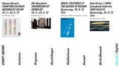 Delectable - Contemporary web design database – KUNST WERKE