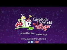 Give Kids The World Village is a magical resort for children with life-threatening illnesses and their families.
